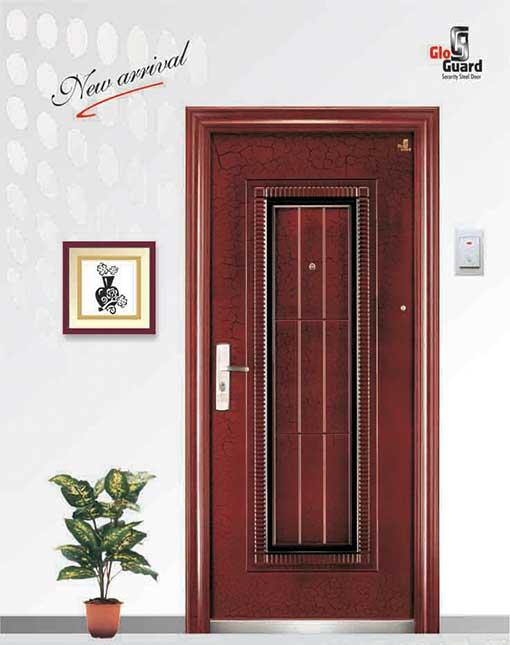 Security doors wooden security doors india - Safety wooden door designs ...
