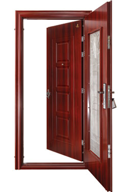 GloGuard Double Door Security Doors