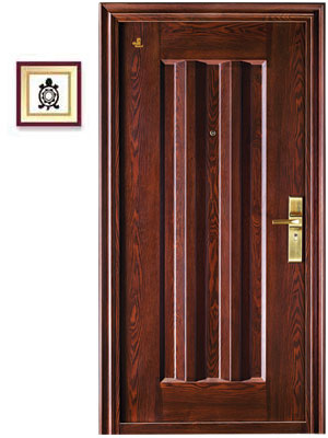 GloGuard Security Steel Doors